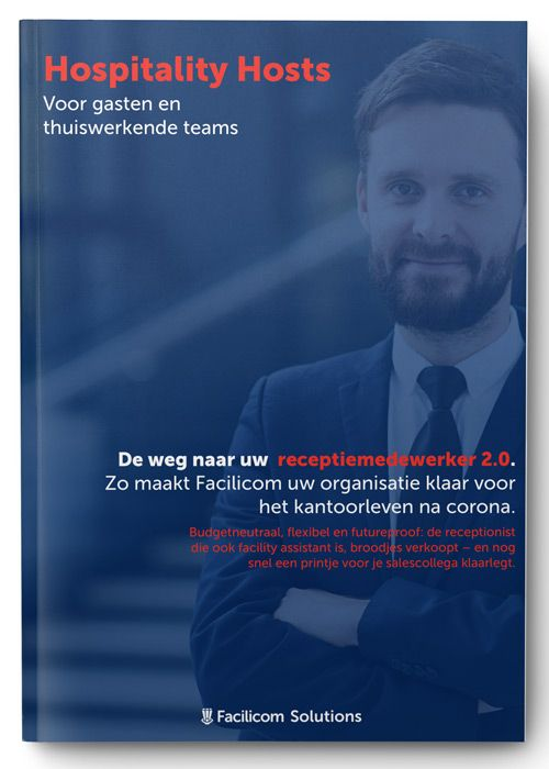 Cover van de whitepaper Hospitality Hosts